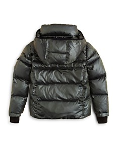 SAM. - Boys' Racer Puffer Jacket - Big Kid