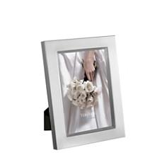 Vera Wang Satin Silver Frame - Bloomingdale's Registry_0