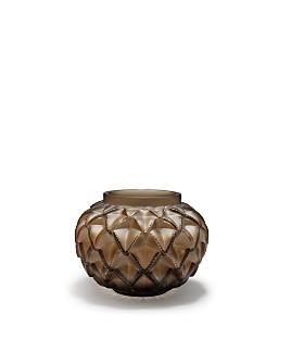 Lalique - Languedoc Vases