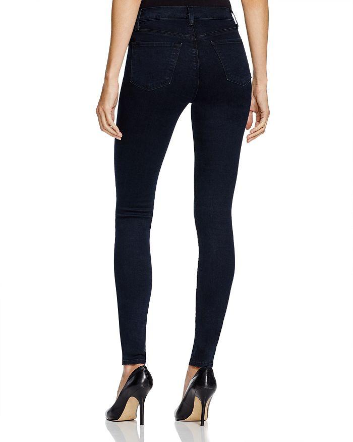 8a9150c31466 J Brand Maria High-Rise Skinny Jeans in Bluebird | Bloomingdale's