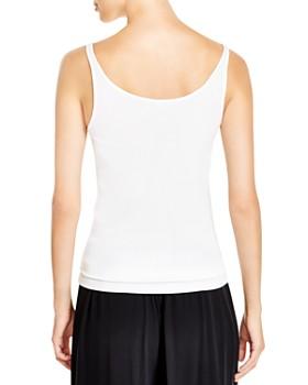 Eileen Fisher - Silk Scoop-Neck Camisole Top, Regular & Petite