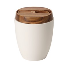 Villeroy & Boch - Artesano Covered Tea Canister with Spoon