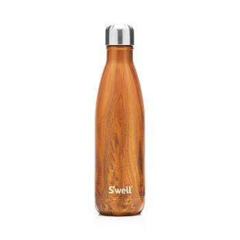 S'well - Teakwood Bottle, 17 oz.