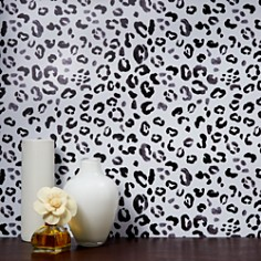 Chasing Paper - Leopard Removable Wallpaper