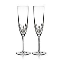 Waterford Lismore Encore Champagne Flute, Set of 2 - Bloomingdale's Registry_0
