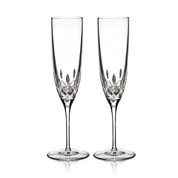 Waterford - Lismore Encore Champagne Flute, Set of 2