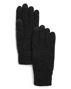 The Men's Store at Bloomingdale's Knitted Tech Gloves_0