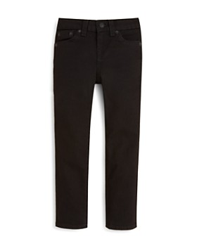 True Religion - Boys' Geno Single End Classic Stretch Jeans - Little Kid, Big Kid