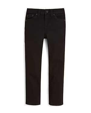 True Religion Boys' Geno Single End Classic Stretch Jeans - Little Kid, Big Kid