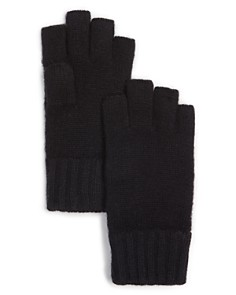 The Men's Store at Bloomingdale's - Cashmere Fingerless Gloves - 100% Exclusive