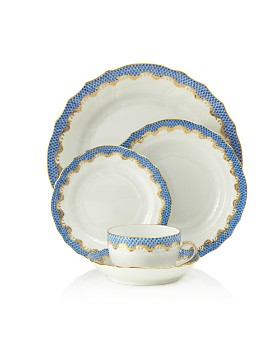 Herend - Fishscale Dinnerware