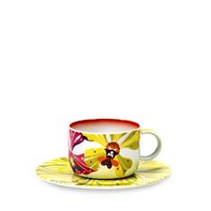 Missoni Flowers Tea Saucer - Bloomingdaleu0027s_0  sc 1 st  Bloomingdaleu0027s & Missoni Dinnerware - Bloomingdaleu0027s