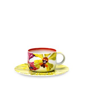 Missoni Flowers Tea Saucer