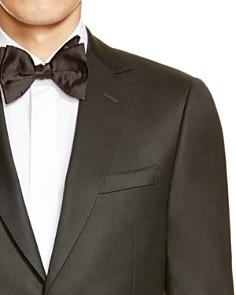 Z Zegna - Black Wool D8 Slim Fit Suit
