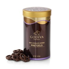 Godiva® - Dark Chocolate Covered Pretzel Tin