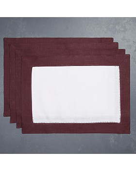 SFERRA - Filetto Placemats, Set of 4