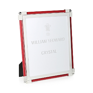 William Yeoward Classic Shagreen Photo Frame, 8 x 10