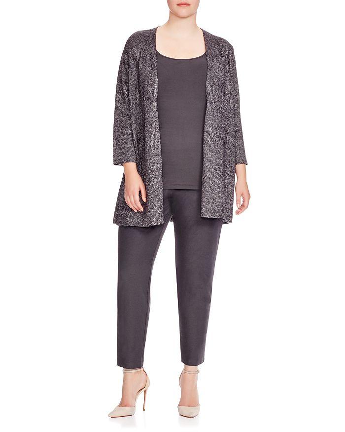 Eileen Fisher Plus - Cardigan, Tank & Pants