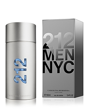 Carolina Herrera 212 for Men Eau de Toilette Spray 3.4 oz.