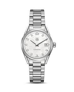 TAG Heuer - Diamond Dial Watch, 32mm
