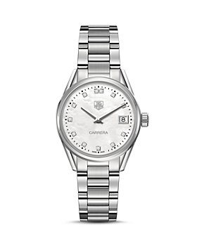 TAG Heuer - Diamond Dial Watch, 32mm