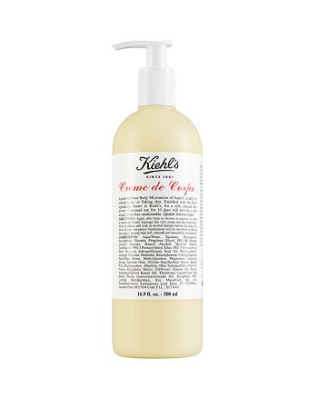 Kiehl's Since 1851 - Creme de Corps with Pump 16.9 oz.