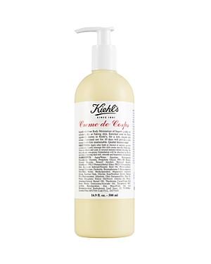 Kiehl's Since 1851 Creme de Corps with Pump 16.9 oz.