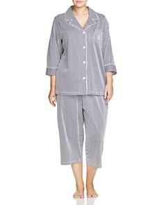 Ralph Lauren - Bingham Knits Capri Pajama Set