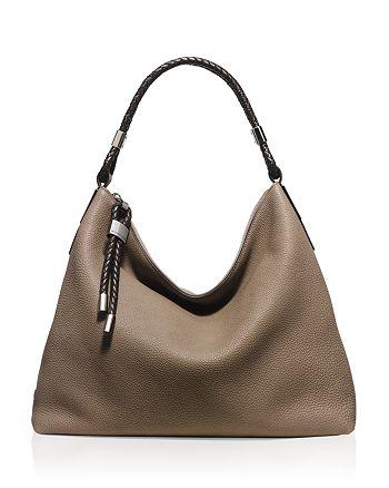 get new best loved the cheapest Michael Kors Skorpios Top Zip Shoulder Bag | Bloomingdale's