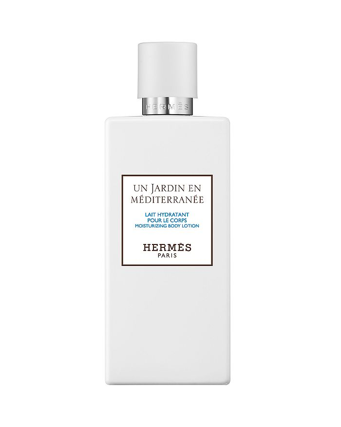 HERMÈS - Un Jardin en Méditerranée Perfumed Body Lotion, Le Bain Garden Collection 6.7 oz.