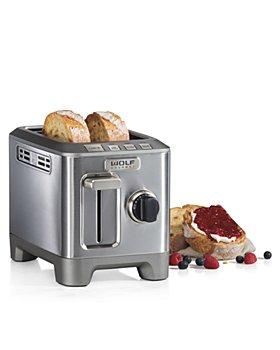 Wolf Gourmet - 2-Slice Toaster