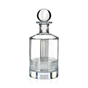 Rogaska Fan Club Round Decanter 1552481
