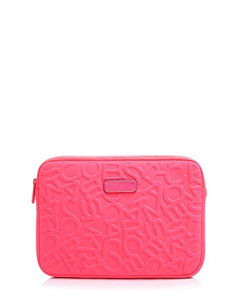 e0f4615c9a MARC JACOBS MARC BY Scrambled Logo Tablet Case | Bloomingdale's