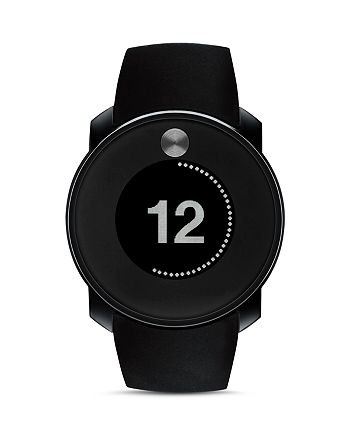 Movado - BOLD Touch LCD Digital Display Watch, 45.5mm