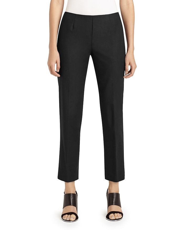 Lafayette 148 New York - Metropolitan Stretch Cropped Bleecker Pants