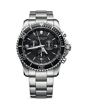 Victorinox Swiss Army Maverick Chronograph Watch, 43mm