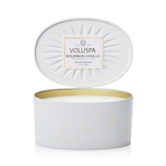 Voluspa Bourbon Vanille 12 oz. Oval Tin Candle - Bloomingdale's Registry_0