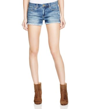 Blanknyc Cutoff Shorts in Medium Wash
