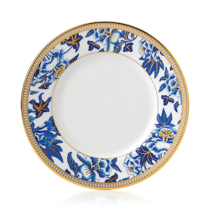 Wedgwood - Hibiscus Bread & Butter Plate
