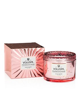 Voluspa - Prosecco Rose 11-Ounce Corta Maison Candle