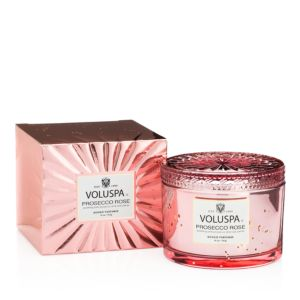 Voluspa Prosecco Rose 11-Ounce Corta Maison Candle