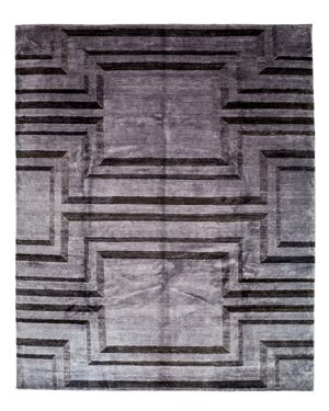 Gabbeh Collection Oriental Area Rug, 8'2 x 10'1