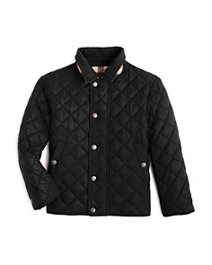 Burberry Boys' Luke Quilted Jacket - Little Kid, Big Kid - Bloomingdale's_0