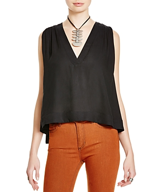 Free People Darcy Super V Top