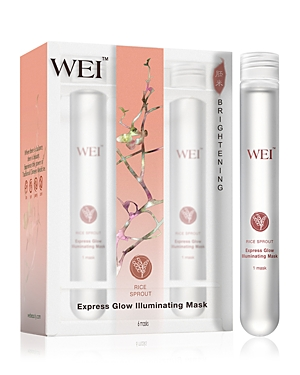 Wei Rice Sprout Express Glow Illuminating Mask