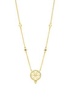"Freida Rothman Filigree Pendant Necklace, 18"" - Bloomingdale's_0"