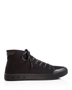 rag & bone - Women's Standard Issue High Top Lace Up Sneakers