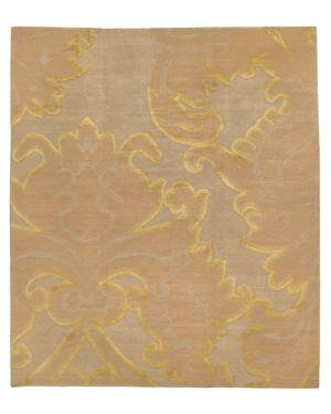 Tufenkian Artisan Carpets Damask Mangrove Area Rug, 10' x 14'
