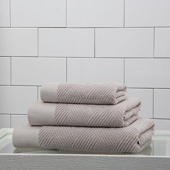 Frette - Diamond Jacquard Bath Towel