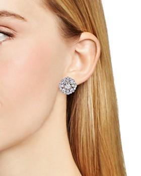 Nadri - Stud Clip-On Earrings